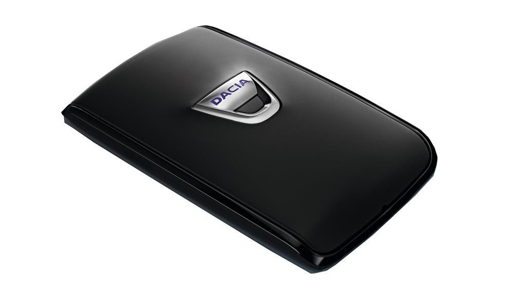 Dacia Keycard