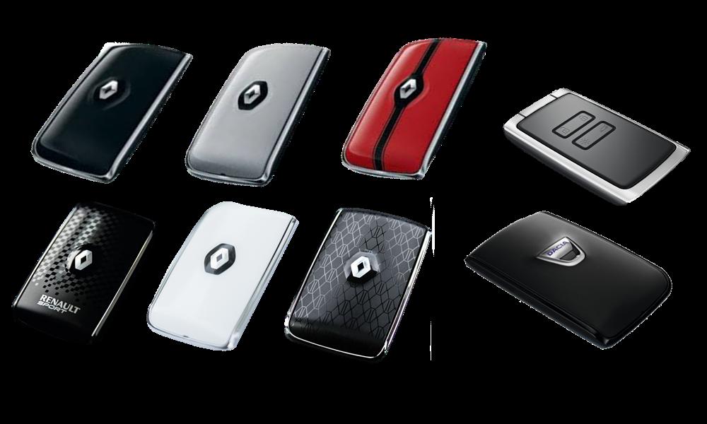 Renault / Dacia Schlüssel - Keycards